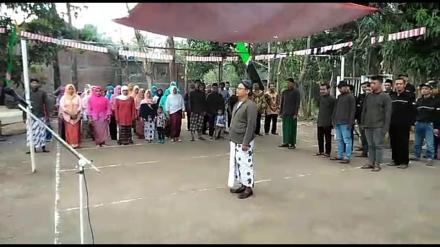 Semarak Kemerdekaan Dusun Dengkeng