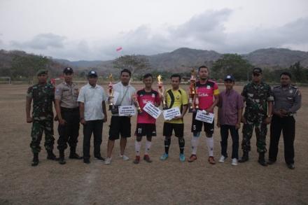 BELLA FC Menangkan Laga Final Wukirsari Cup 2019