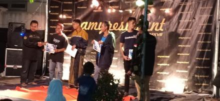 Pentas Seni Puncak Peringatan HUT ke-74 RI Dusun Nogosari 2