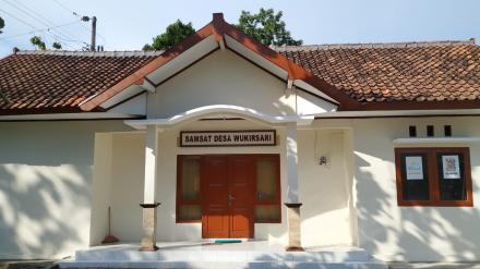 Pelayanan Samsat di Desa Wukirsari Siap Beroperasi di 2020