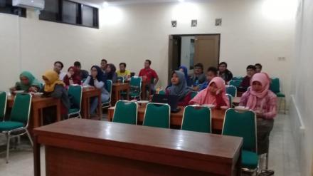 Rapat Koordinasi Anggota ROW dan KIM