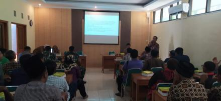 Pembinaan Grup Kesenian dan Kebudayaan Tingkat Desa