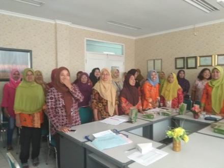 Desa Wukirsari Hadiri Pertemuan Kader Balita Puskesmas Imogiri 1