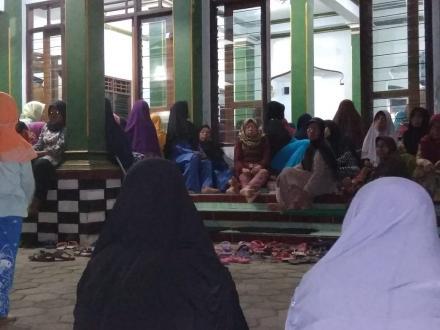 Pengajian dan Pamit Umroh Dusun Sindet