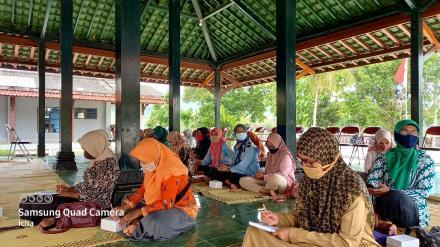 Wukirsari : Monitor Kader Ibu Hamil