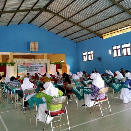 Seleksi LCC Sejarah SMA/SMK/MA Sederajat Tingkat Kabupaten Bantul 2021