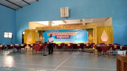 Final LCC Sejarah SMA/SMK/MA Sederajat Tingkat Kabupaten Bantul 2021