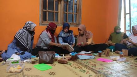 Pertemuan Rutin Desa Prima Mandiri